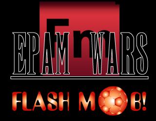 EPam Wars:  Flash Mob!  Logo